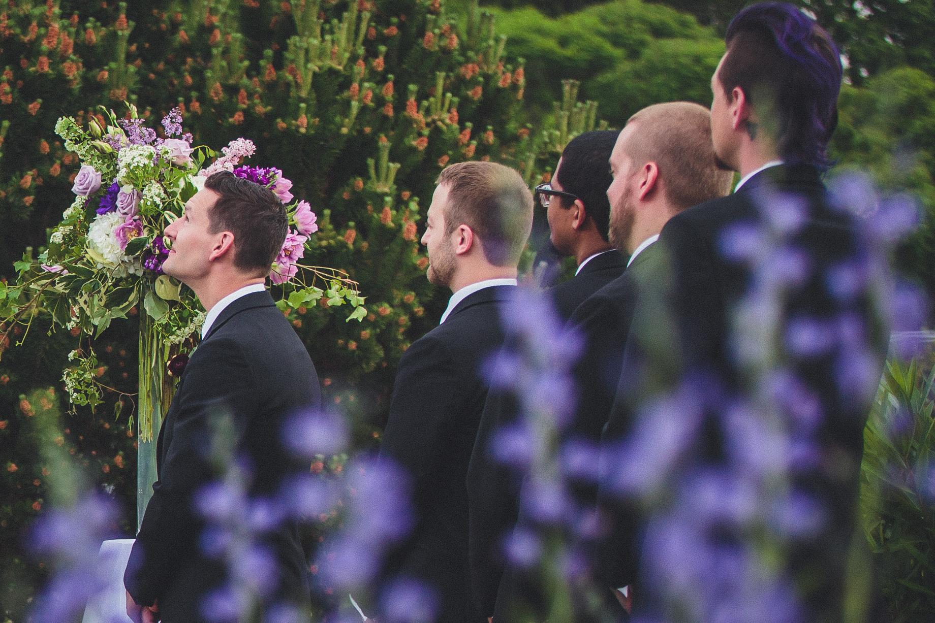 Garfield park indianapolis wedding