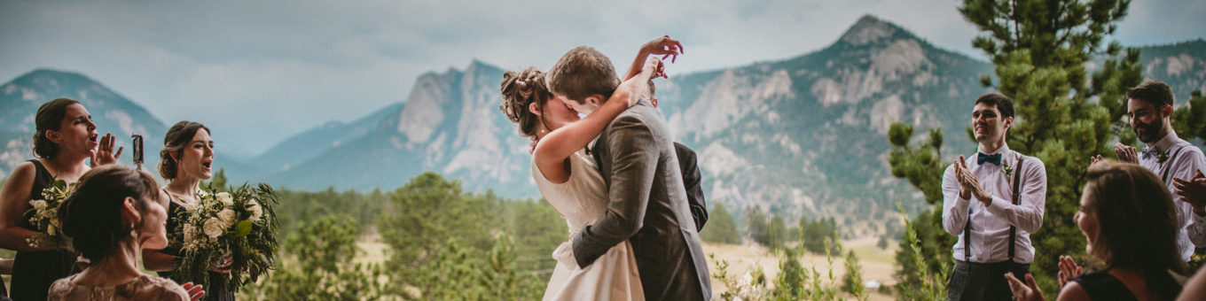 Estes Park Wedding, Colorado Wedding Photographer, Black Canyon Inn Wedding